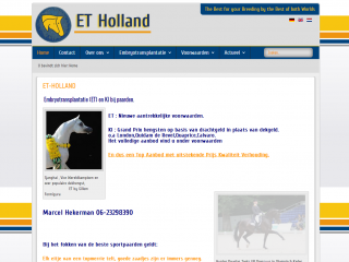 ET Holland